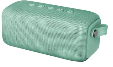 Fresh n' Rebel Rockbox Bold M, draadloze Bluetooth speaker, Misty Mint/Peppermint