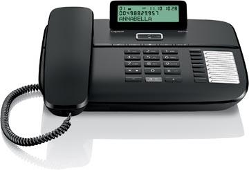 Gigaset DA710 vaste telefoon, zwart