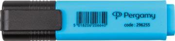 Pergamy markeerstift blauw