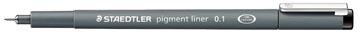 Staedtler fineliner Pigment Liner 0,1 mm