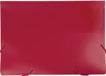 Beautone voorordner, A4, 13 vakken, rood