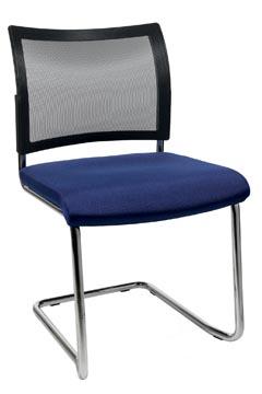 Topstar bureaustoel Visit 20 blauw