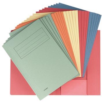 Dossiermappen uit karton
