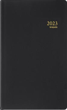 Brepols Breform Seta, zwart, 2022