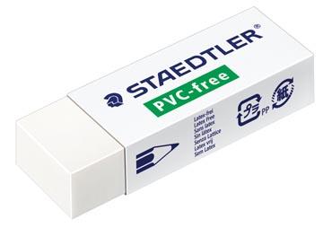 Staedtler PVC-vrije gum ft 65 x 23 x 13 mm