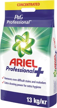 Ariel waspoeder Professional, 130 wasbeurten, zak van 13 kg