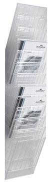 Durable Flexiboxx 12 A4 transparant