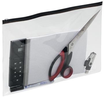 Durable documentenmap Zip bag voor ft A4, pak van 5 stuks