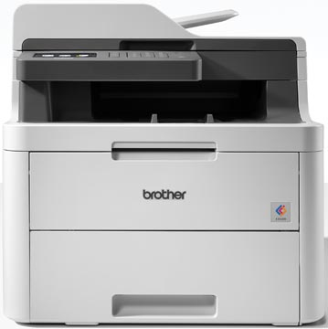 Brother kleuren LED-printer 3-in-1 DCP-L3550CDW