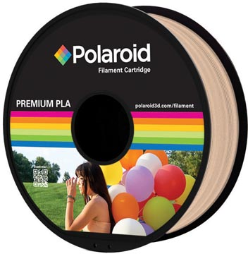 Polaroid 3D Universal Premium PLA filament, 1 kg, huidskleur