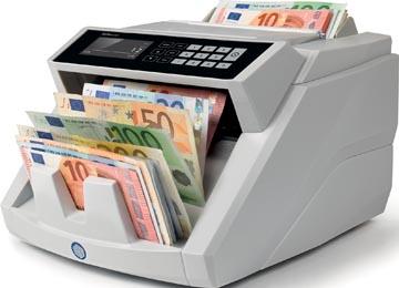 Safescan biljettelmachine 2465-S, met 7-voudige valsgelddetectie