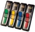 Post-it Index pijltjes, ft 12 x 43 mm, set van 4 kleuren, 24 pijltjes per kleur