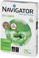 Navigator Eco-Logical printpapier ft A4, 75 g, pak van 500 vel